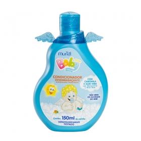Muriel Condicionador Para Bebê Infantil Menino Suave 150ml