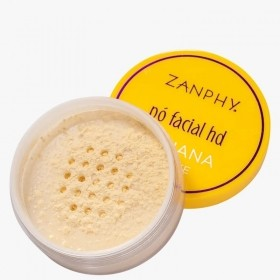 Zanphy Pó Facial HD Banana 15g