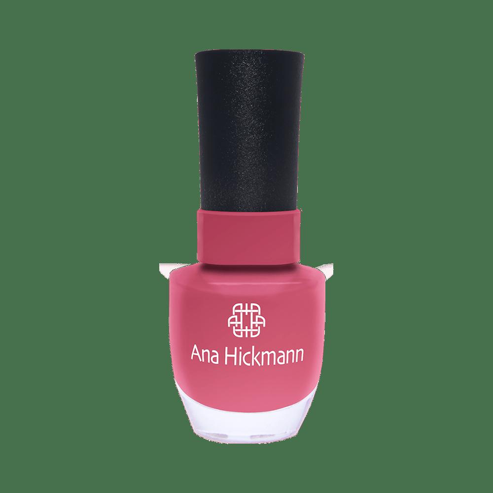 Ana Hickmann Esmalte Cremoso Coleção Elemento da Natureza Rosa Ipê