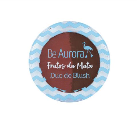 Be Aurora Duo Blush Energia do Guaraná Nº02