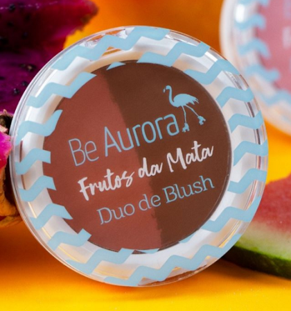 Be Aurora Duo Blush Energia do Guaraná Nº02
