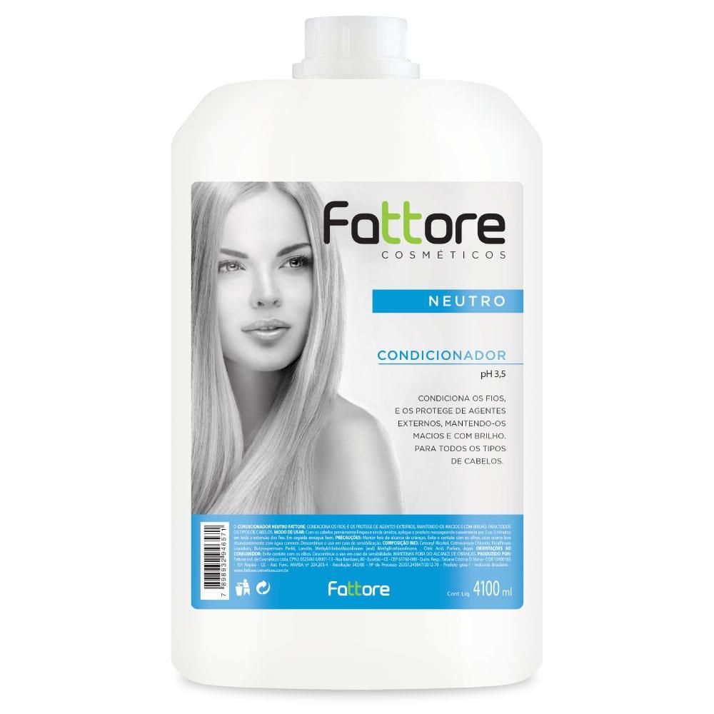 Fattore Condicionador Neutro 4.1L