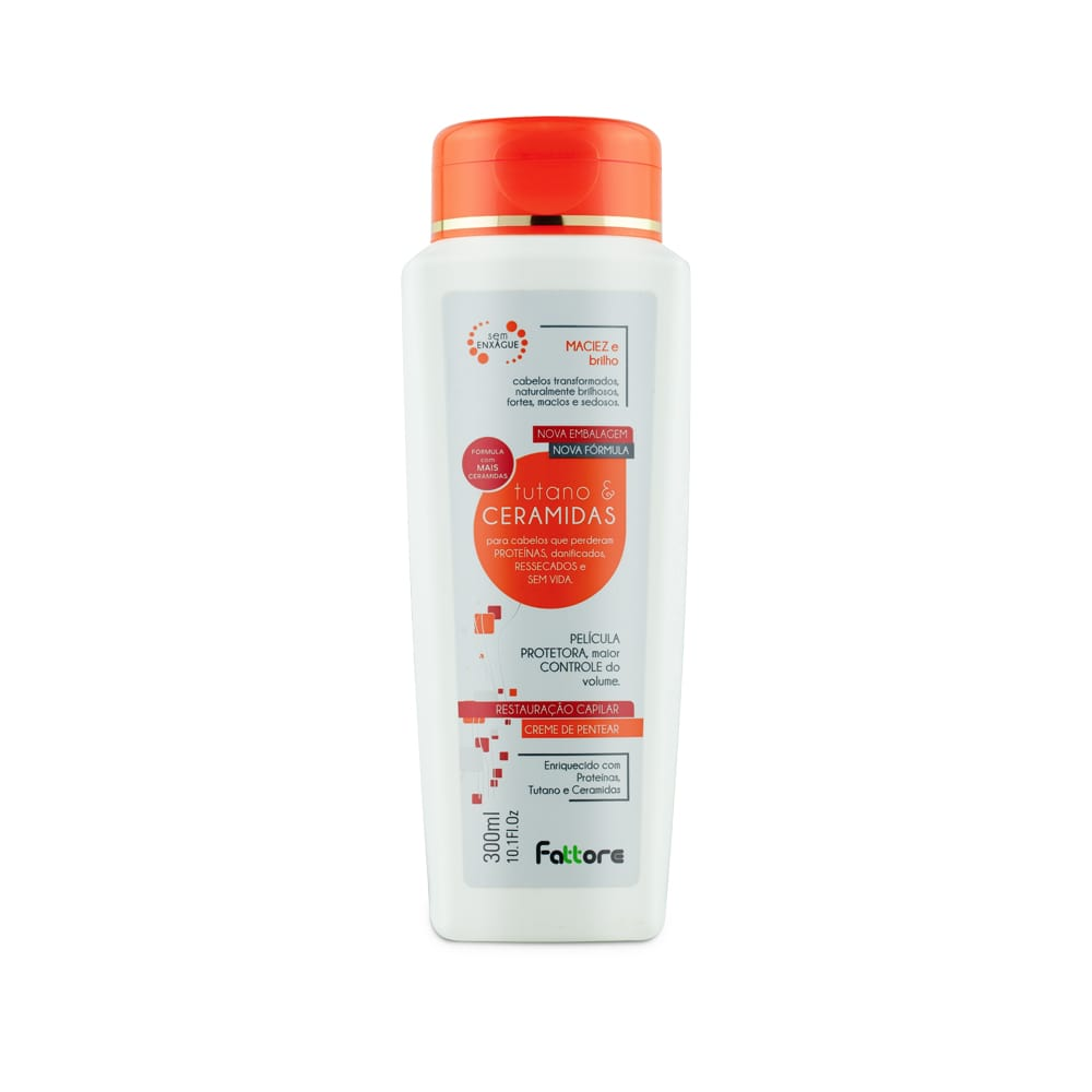 Fattore Creme Pentear Tutano/Ceramidas 300ml