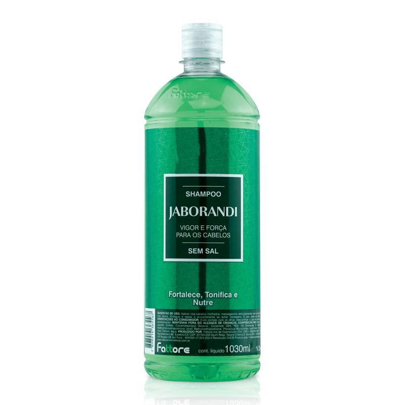 Fattore Lavatório Shampoo Jaborandi 1,030L