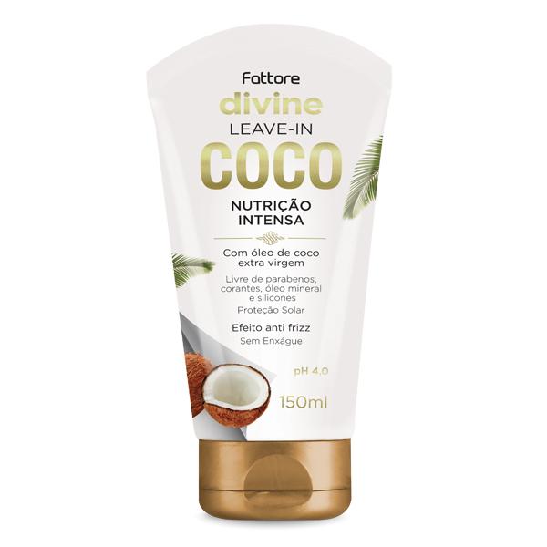 Fattore Leave-In Divine Coco 150ml