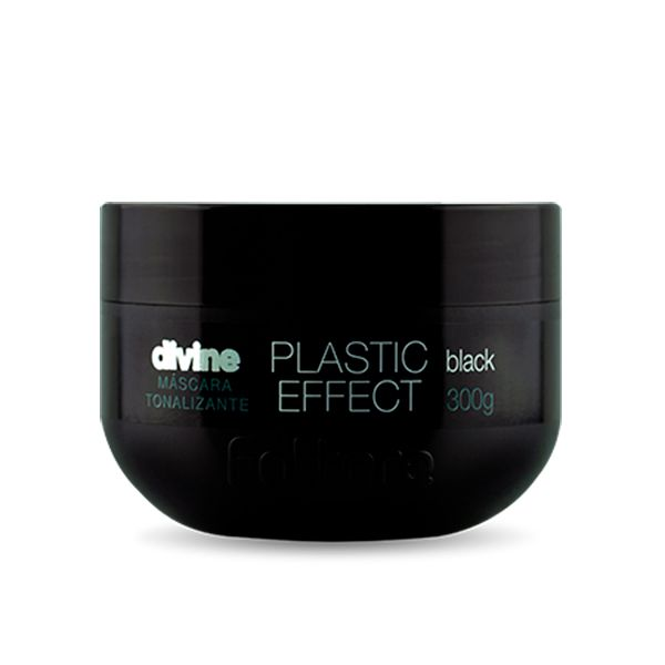 Fattore Máscara Divine Plastic Effect Black 300g
