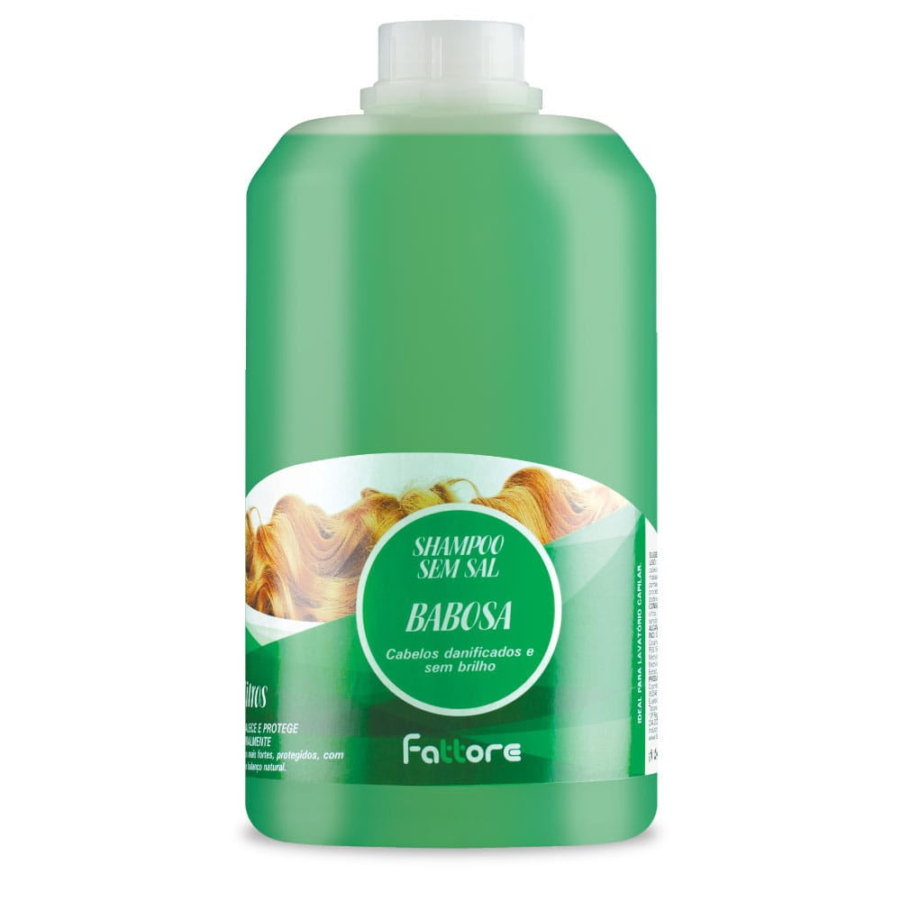 Fattore Shampoo Babosa 2L