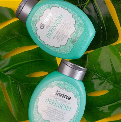 Fattore Shampoo Divine Definição 300ml