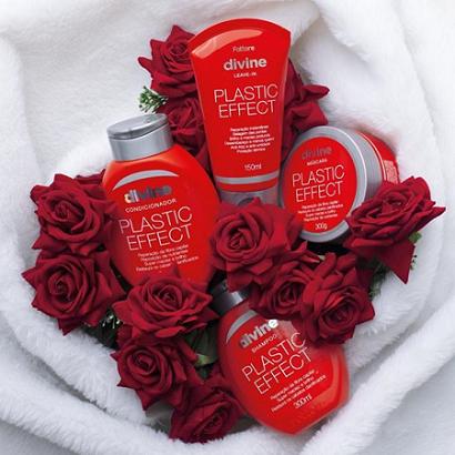 Fattore Shampoo Divine Plastic Effect 300ml