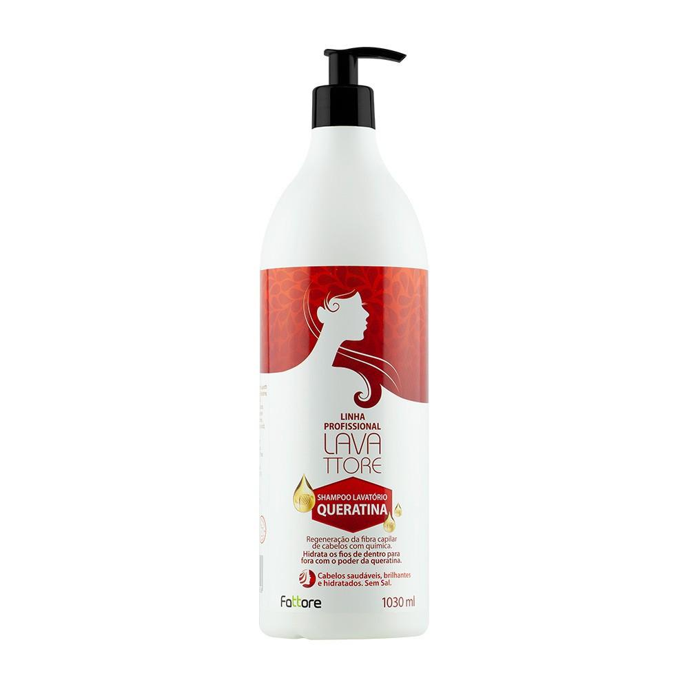 Fattore Shampoo Lavattore Queratina 1,030L