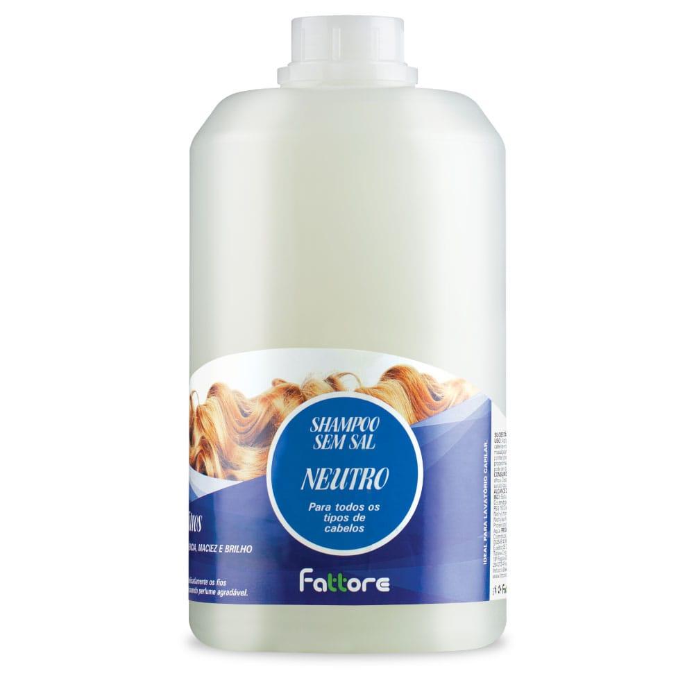 Fattore Shampoo Neutro 2L
