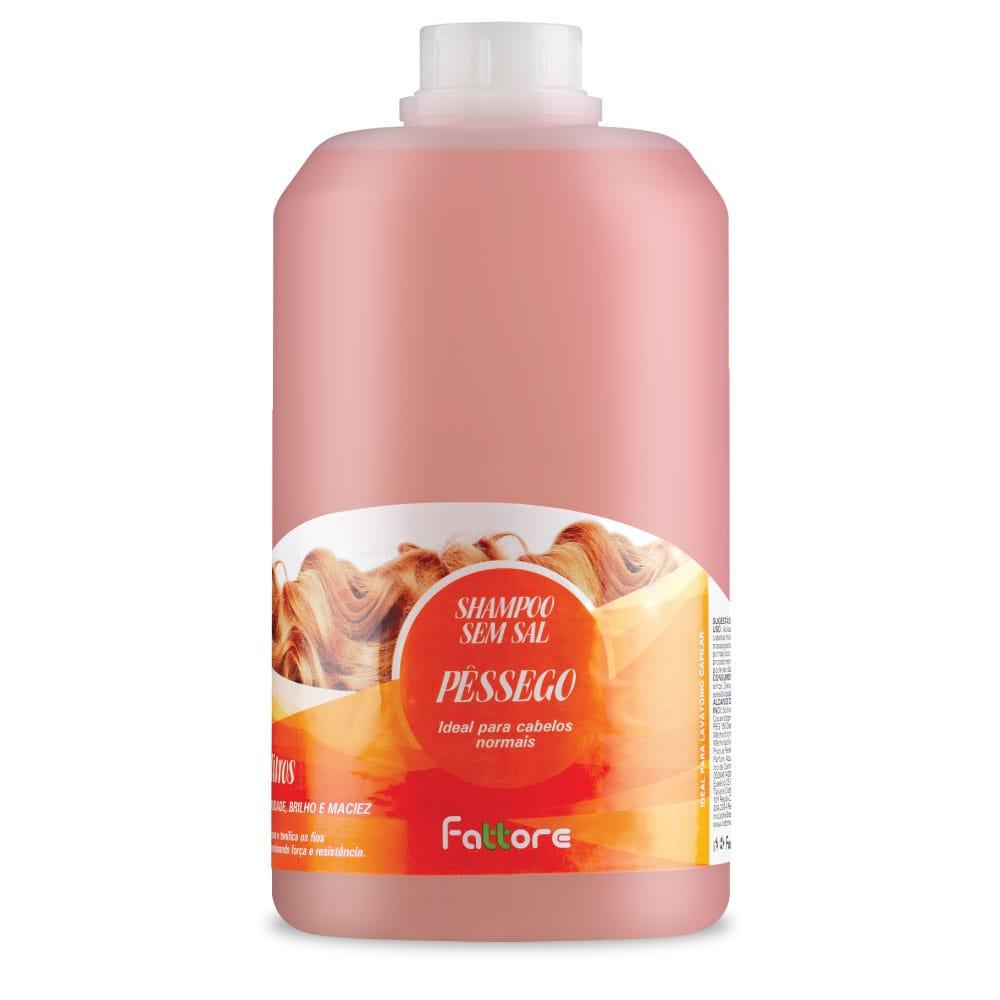 Fattore Shampoo Pêssego 2L