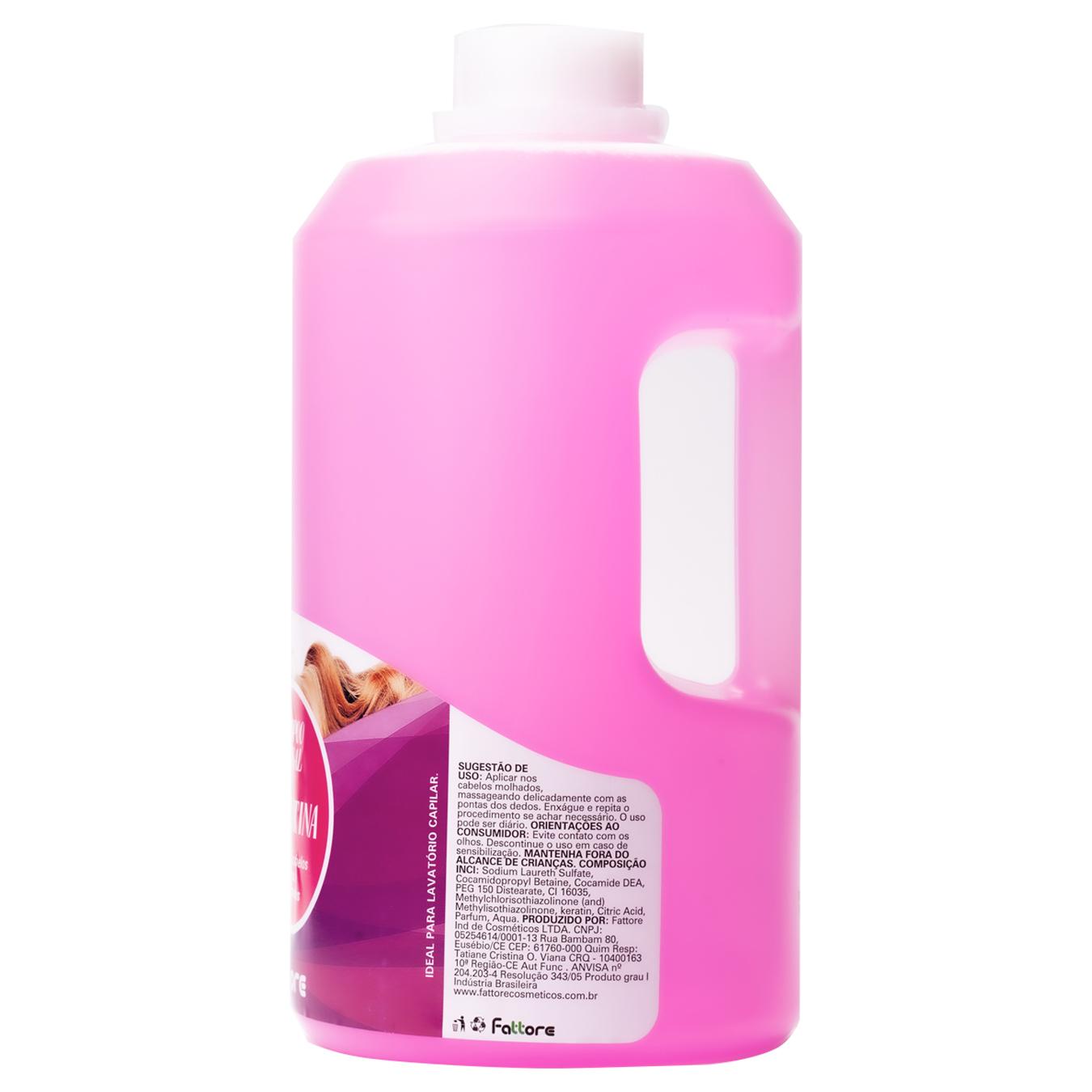 Fattore Shampoo Queratina 2L