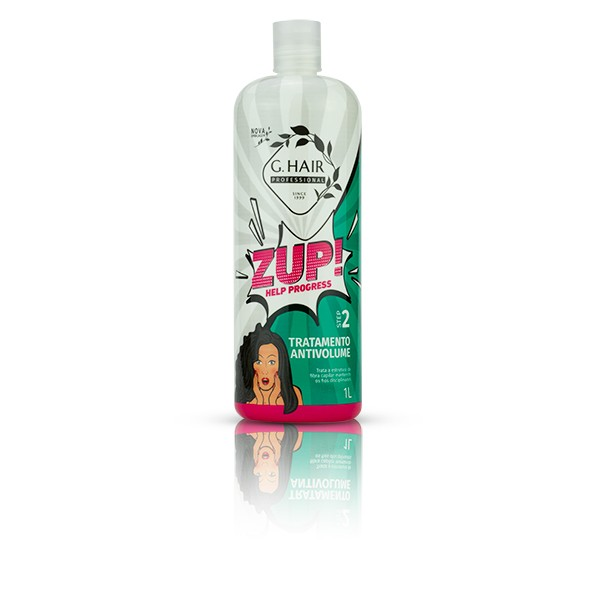 G.Hair KIT Escova Zup Help Progress 1L