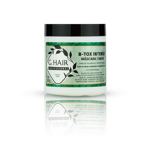 G.Hair Mascara  B-Tox Intensiva 500g