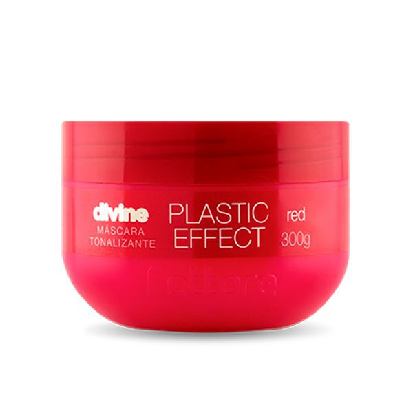 Fattore Máscara Divine Plastic Effect Red 300g