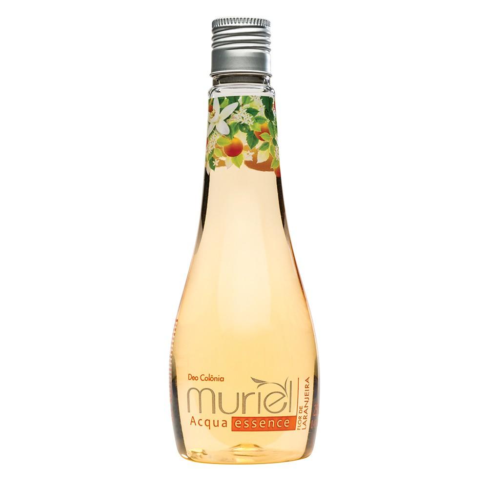 Muriel Água De Banho Perfume Acqua Essence Flor de Laranjeira 250ml