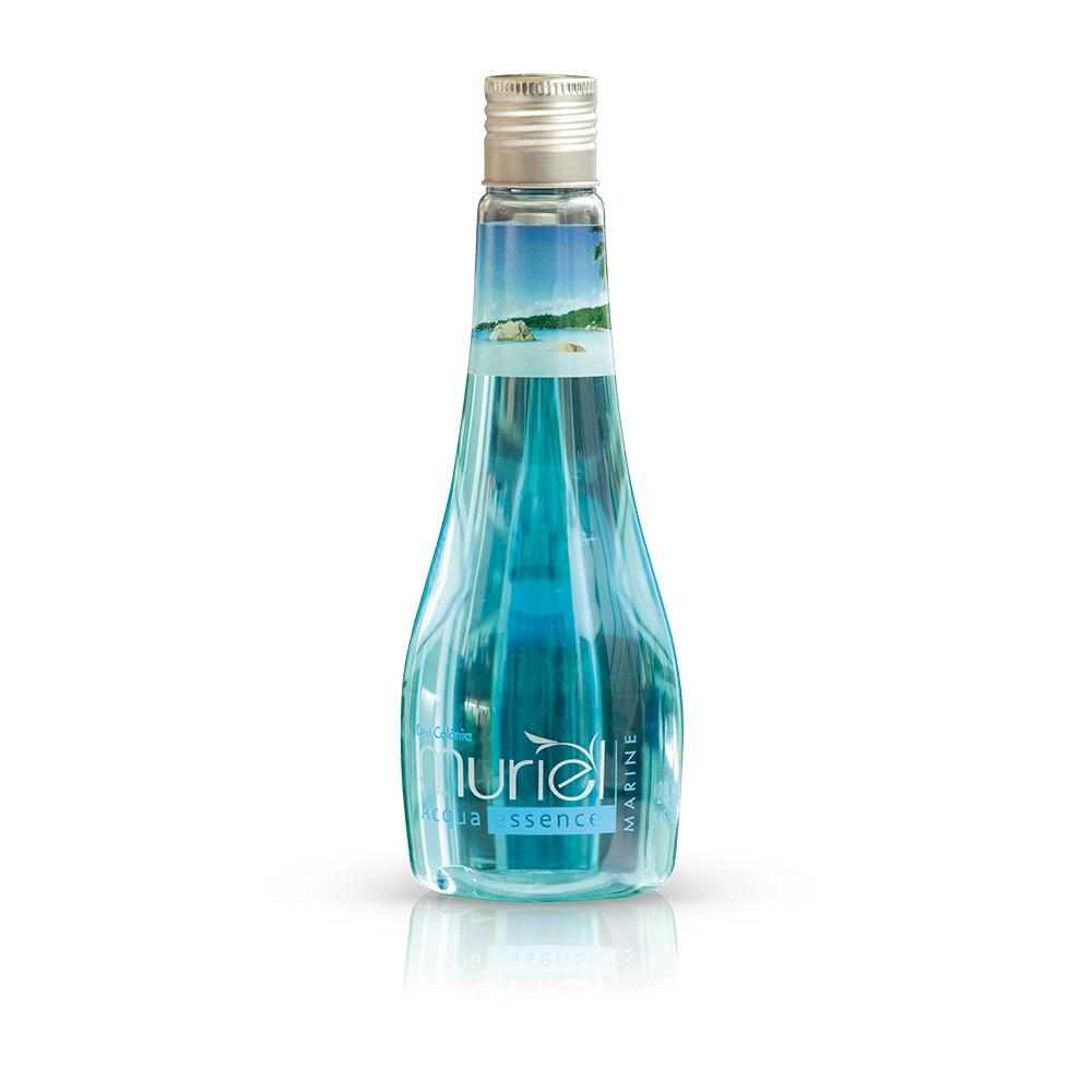 Água de Banho Muriel Acqua Essence Marine ação desodorante 250ml