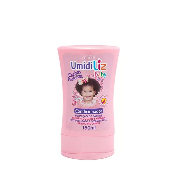 Muriel Condicionador Cachos Perfeitos Umidiliz Baby Menina 150ml