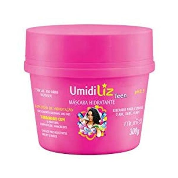 Muriel Umidiliz Teeen Máscara Hidratante 300g
