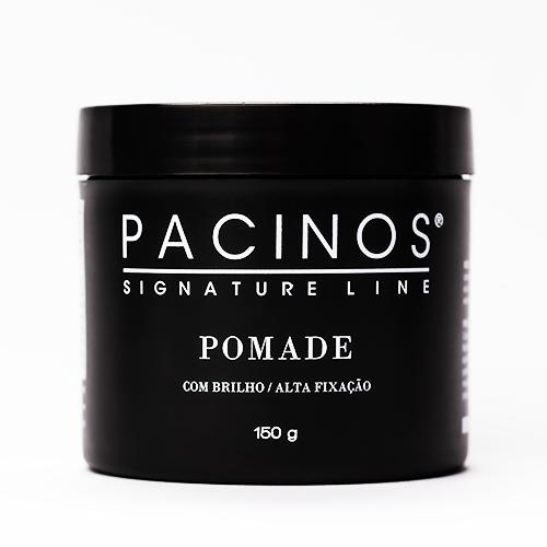 Pacinos Signature Line Pomada Capilar Pomade Com Brilho / Alta Fixação 150g
