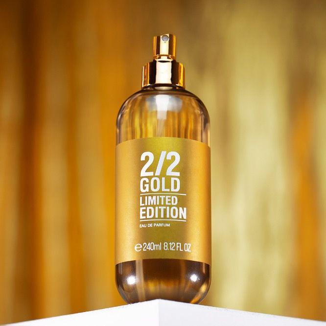 Perfume Feminino 212 Gold 240ml