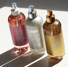 Perfume Feminino 2/2 Silver 240ml