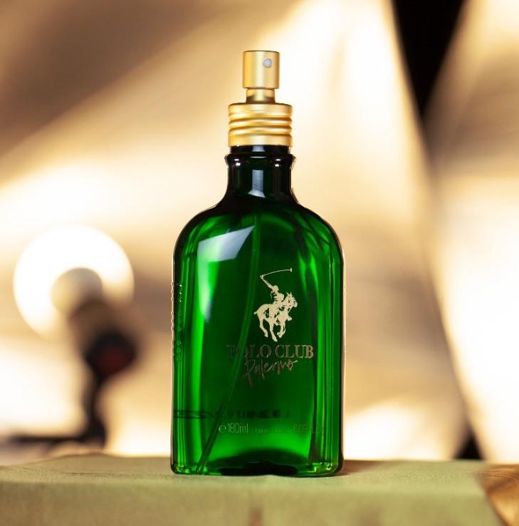 Perfume Masculino Polo Club Palermo Green 180ml