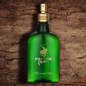 Perfume Masculino Polo Club Palermo Green 180ml