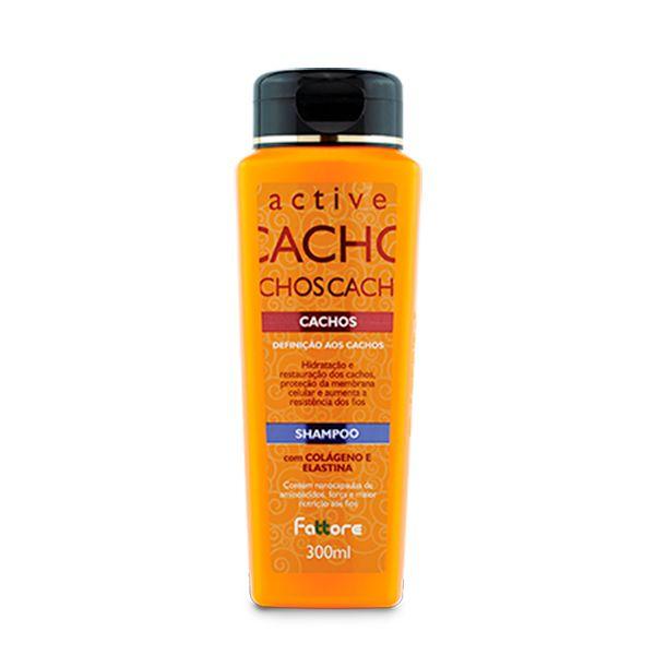 Fattore Shampoo Active Cachos