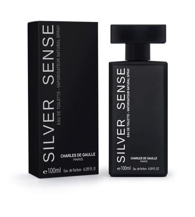 Perfume Silver Sense Eau de Toilette 100ml