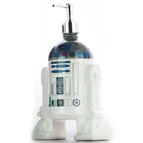 Star Wars Saboneteira R2-D2 500ml