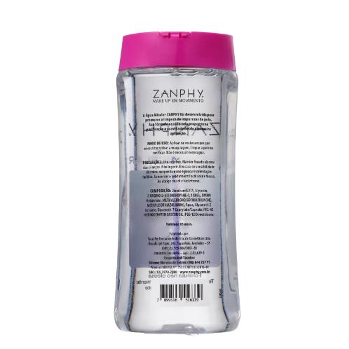 Zanphy Água Micelar 200ml