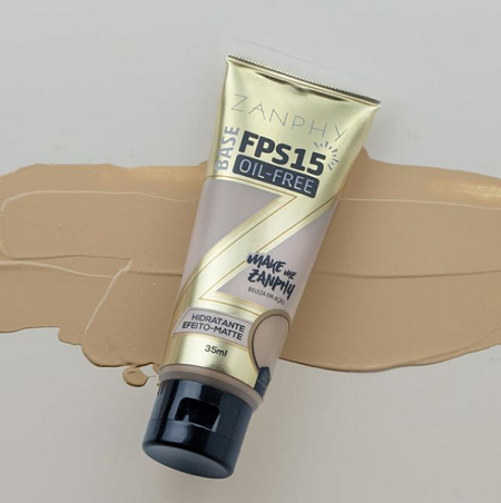 Zanphy Base Líquida FPS 15 Oil Free Nº20