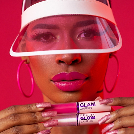 Zanphy Gloss Efeito Glow Nº 03
