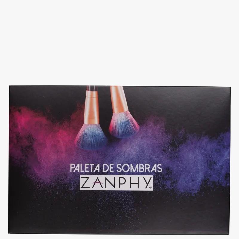 Zanphy Paleta de Sombras 35 Cores