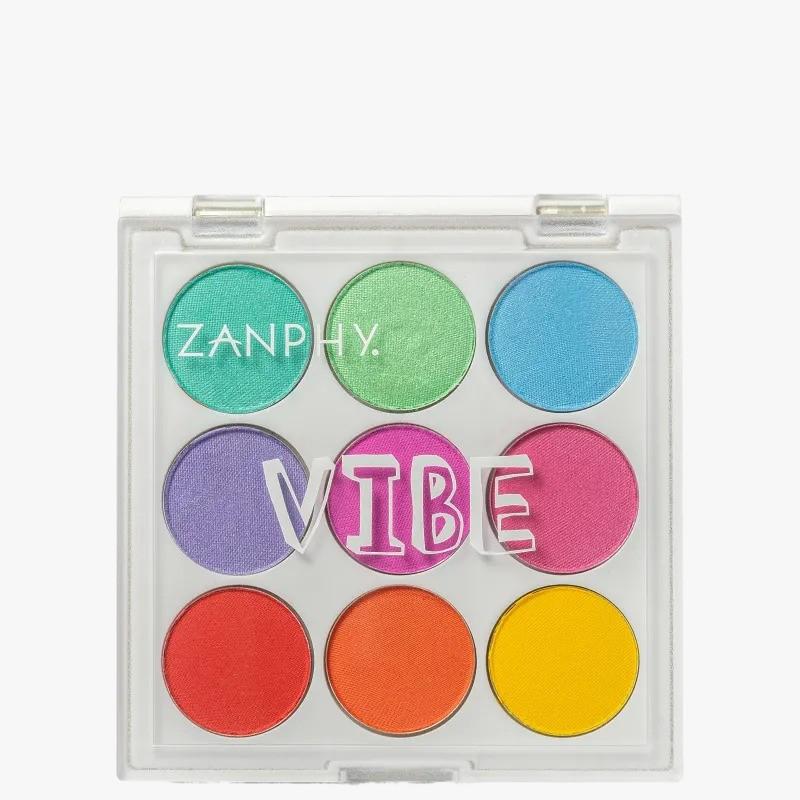 Zanphy Paleta Linha Vibe Neon Nº03