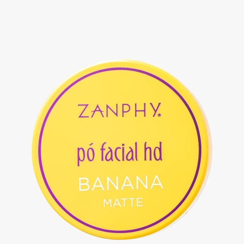 Zanphy Pó Facial HD Banana 15g