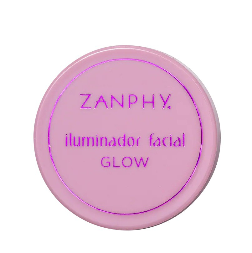 Zanphy Pó Iluminador Solto Facial Glow Cód 02 3g