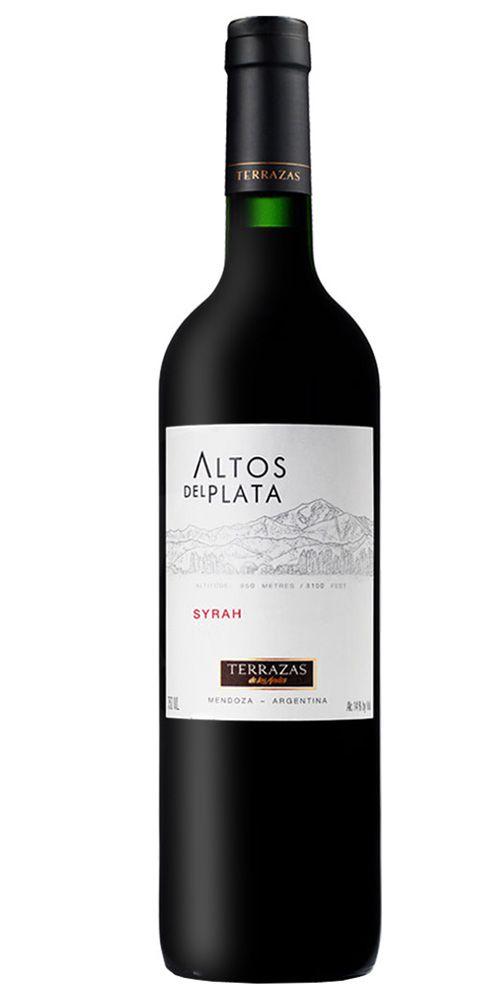 VINHO ALTOS DEL PLATA SYRAH 750ML