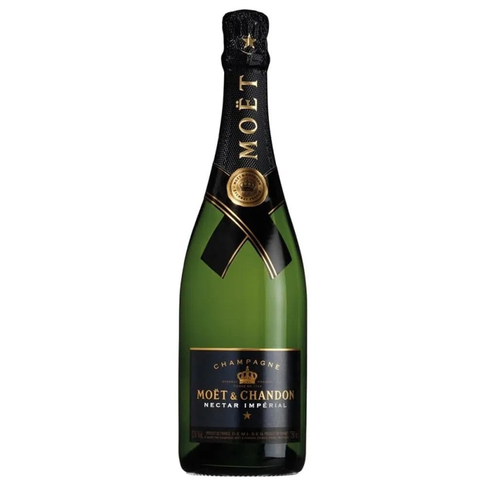 CHAMPAGNE MOET & CHANDON NECTAR IMPERIAL 750ML