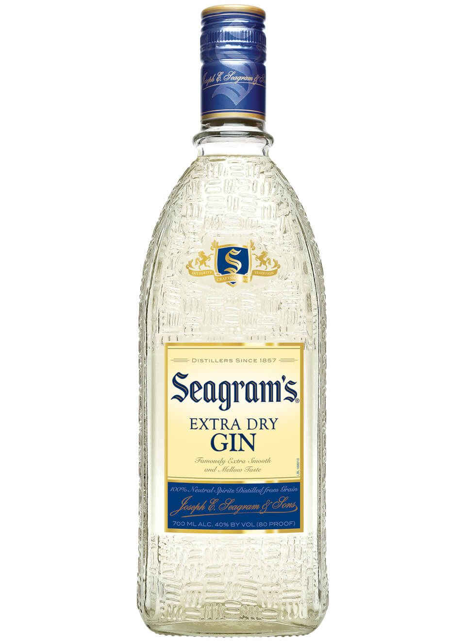 GIN SEAGRAM'S 750ML