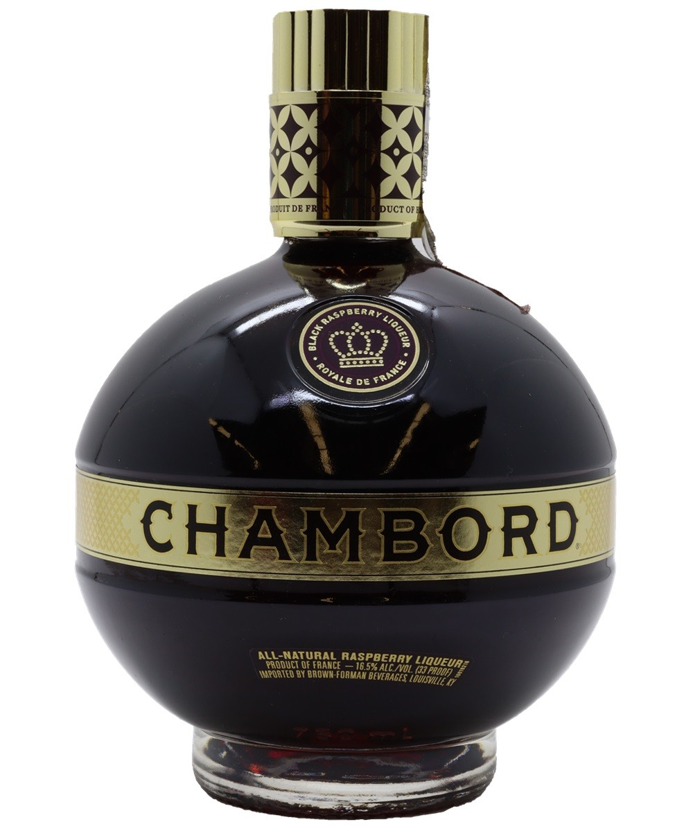 LICOR CHAMBORD BLACK RASPBERRY 750ML