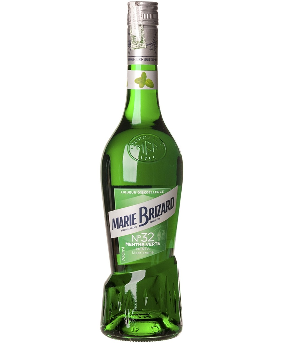 LICOR MARIE BRIZARD MENTA 700ML