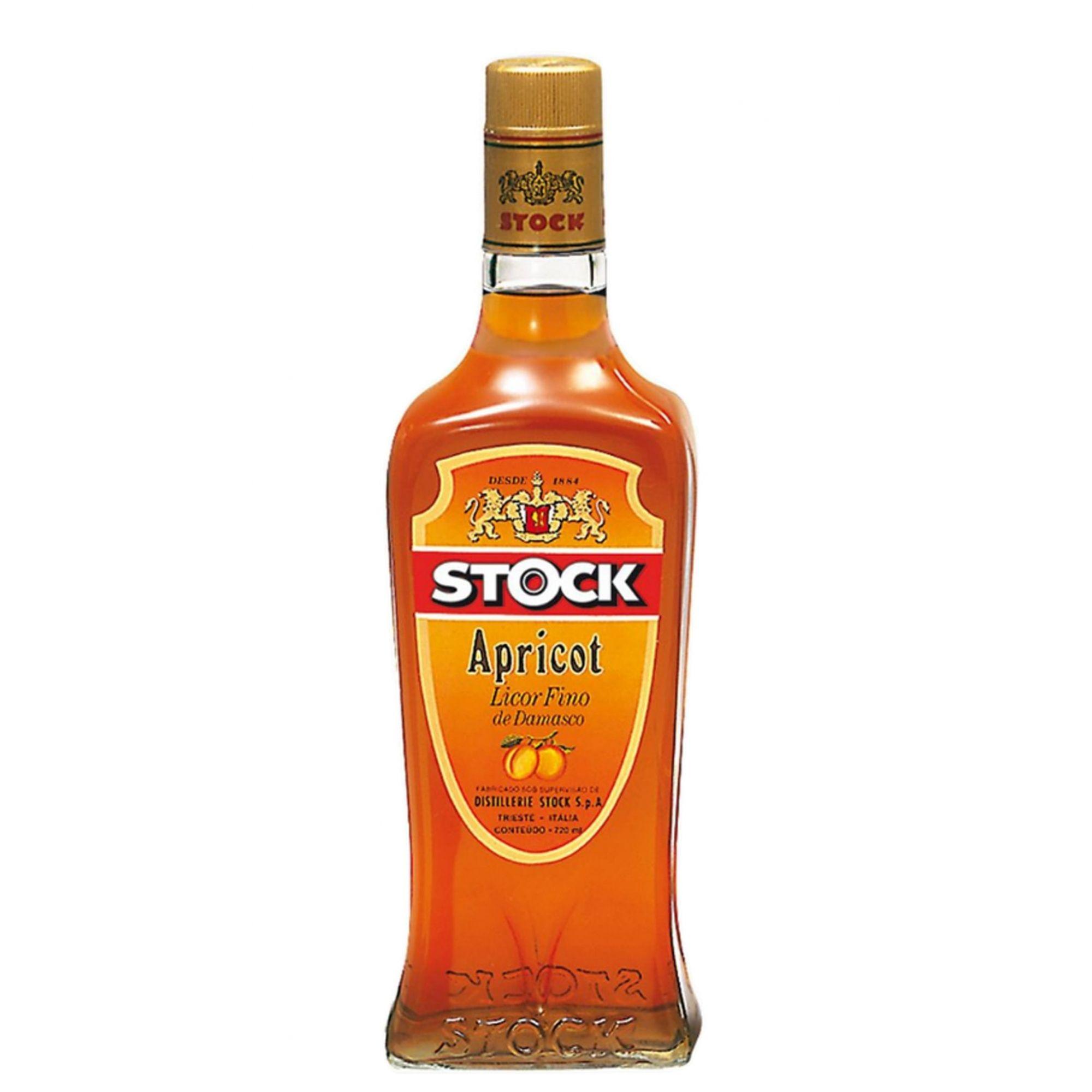 LICOR STOCK APRICOT DAMASCO 720ML