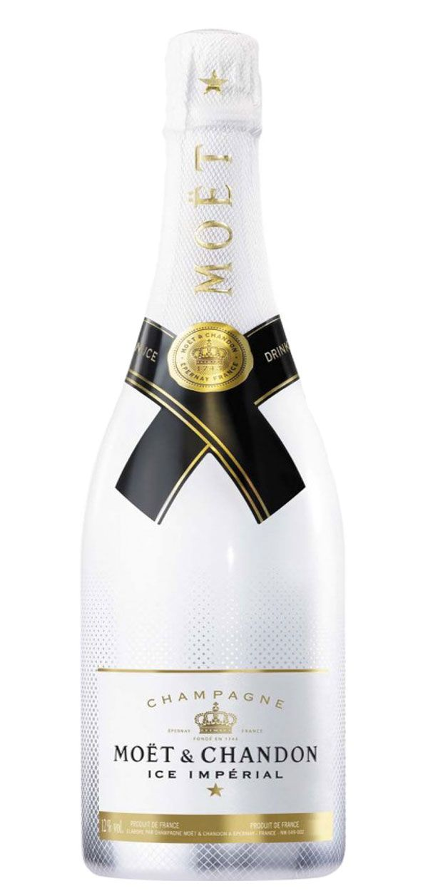 CHAMPAGNE MOET BRUT ICE IMPERIAL 750ML