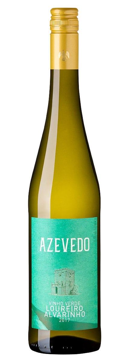 VINHO AZEVEDO LOUREIRO ALVARINHO BRANCO 750ML