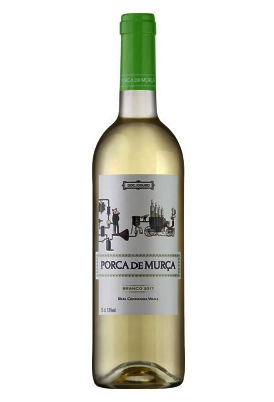 VINHO PORCA DE MURÇA BRANCO 750ML