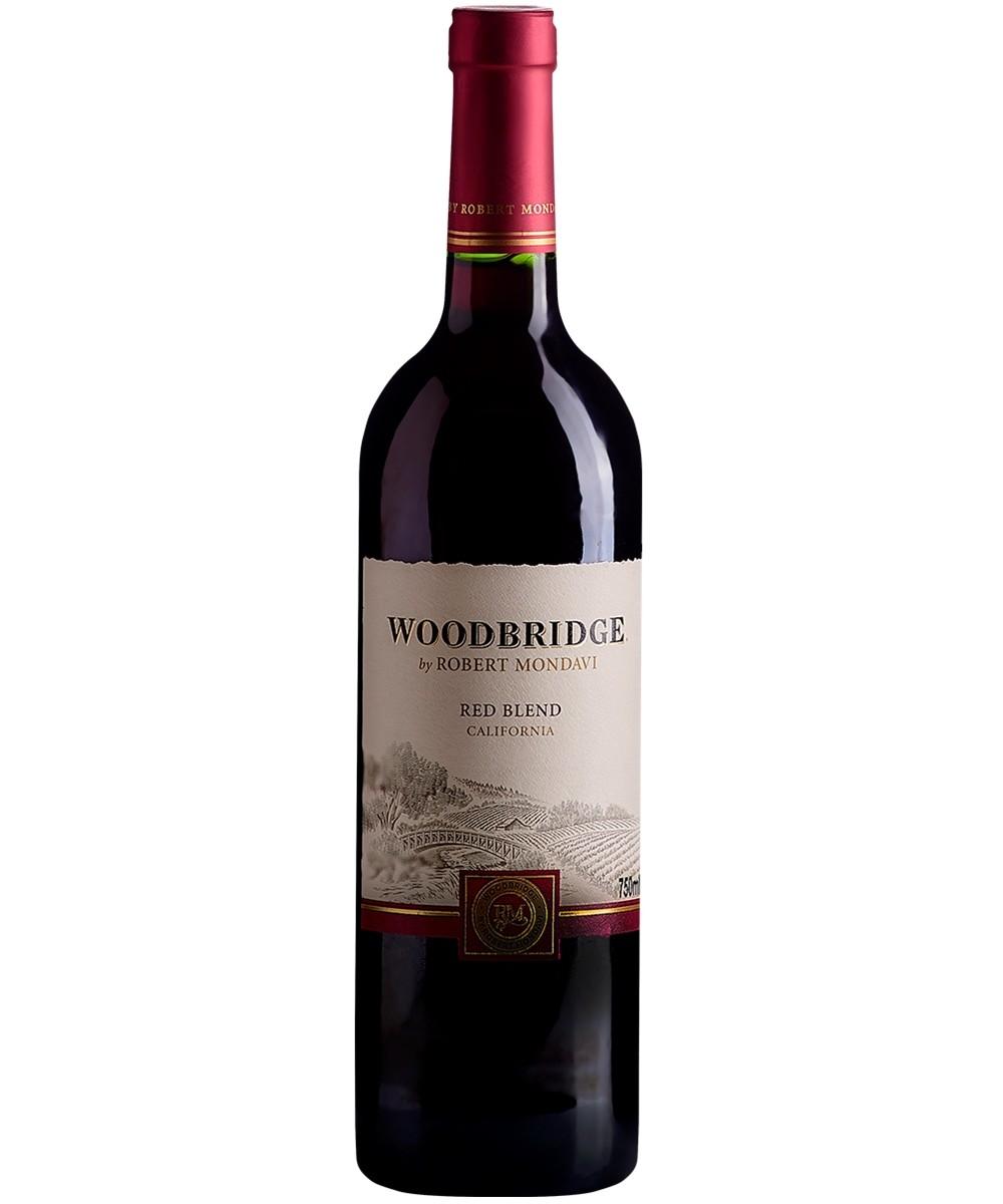 VINHO ROBERT MONDAVI WOODBRIDGE RED BLEND 750ML