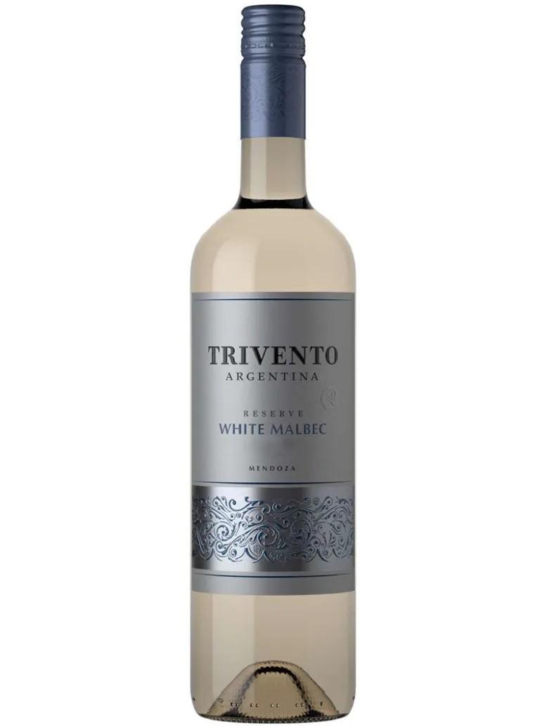 VINHO TRIVENTO RESERVE WHITE MALBEC 750ML